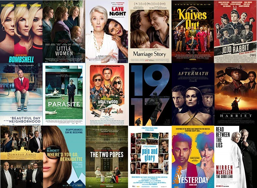 Best Chick Flicks of 2019
